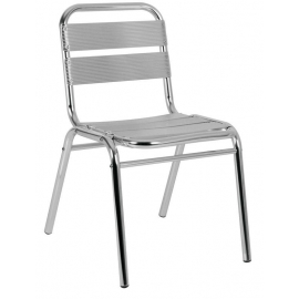 Chaise de terrasse aluminium EXT
