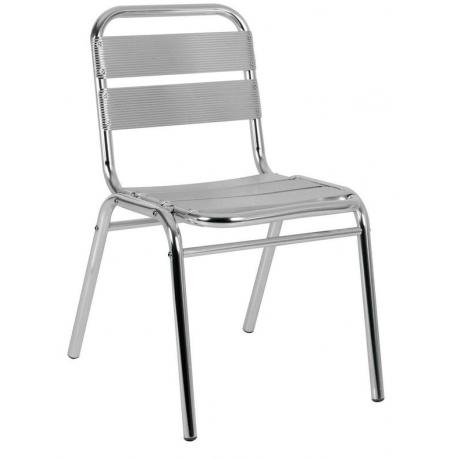 Chaise EXT de terrasse métal