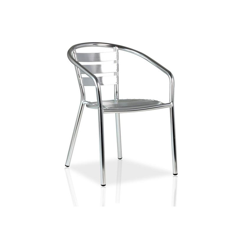 fauteuil terrasse aluminium fauteuil aluminium mobiliers terrasse. Black Bedroom Furniture Sets. Home Design Ideas