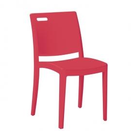 Chaise de terrasse polypropylène fibre de verre EXT9