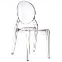 Chaise design médaillon Polycarbonate ALTUGLAS