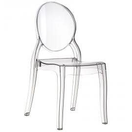 Chaise desing médaillon polycarbonate ALTUGLAS