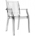 Chaise design Polycarbonate ALTUGLAS DC