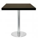 Table de Restaurant - CII - Inox brossé et mélaminé