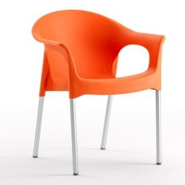 Fauteuil de Terrasse Design TERRA polypropylène