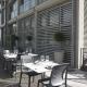 Chaise de Restaurant Terrasse Design TORIE polypropylène