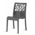 Chaise de Terrasse Design NATURA polypropylène