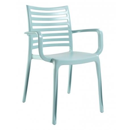 fauteuil de restaurant terrasse design holly f polypropylne - Fauteuil Terrasse