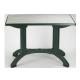 Table de Terrasse Design COMPACT Rectangulaire 115x70