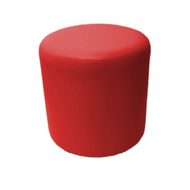Pouf rond Cube colors