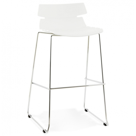 Tabouret de bar design LATTE