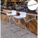 Tabouret de bar design LATTE
