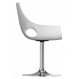 Fauteuil Design blanc DRONE