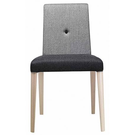 Chaise rembourré tissu COSI