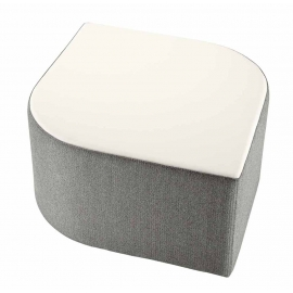 Grand Pouf Design Modulable SLASH MEGA