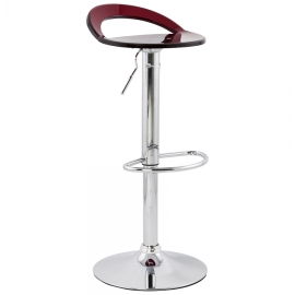 Tabouret de bar Design Plexiglas STAR