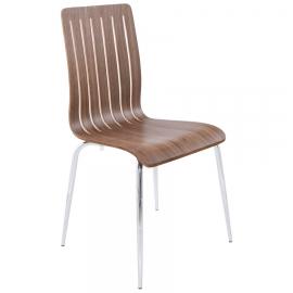 Chaise de Restaurant Design Bois NUDE
