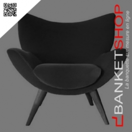 Fauteuil Gothic