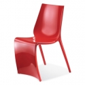 Chaise design Plastique