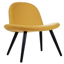 Chaise design Tissu