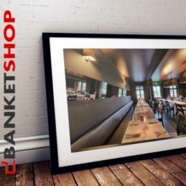 Banquette restaurant Classic