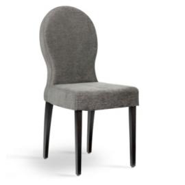 Chaise rembourrée Tissu