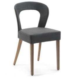 chaise de bar confortable good clp tabouret de bar braga. Black Bedroom Furniture Sets. Home Design Ideas