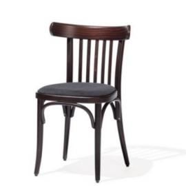 chaise bistrot pour restaurant avec aspect confortable et brasserie d 39 antan banketshop. Black Bedroom Furniture Sets. Home Design Ideas