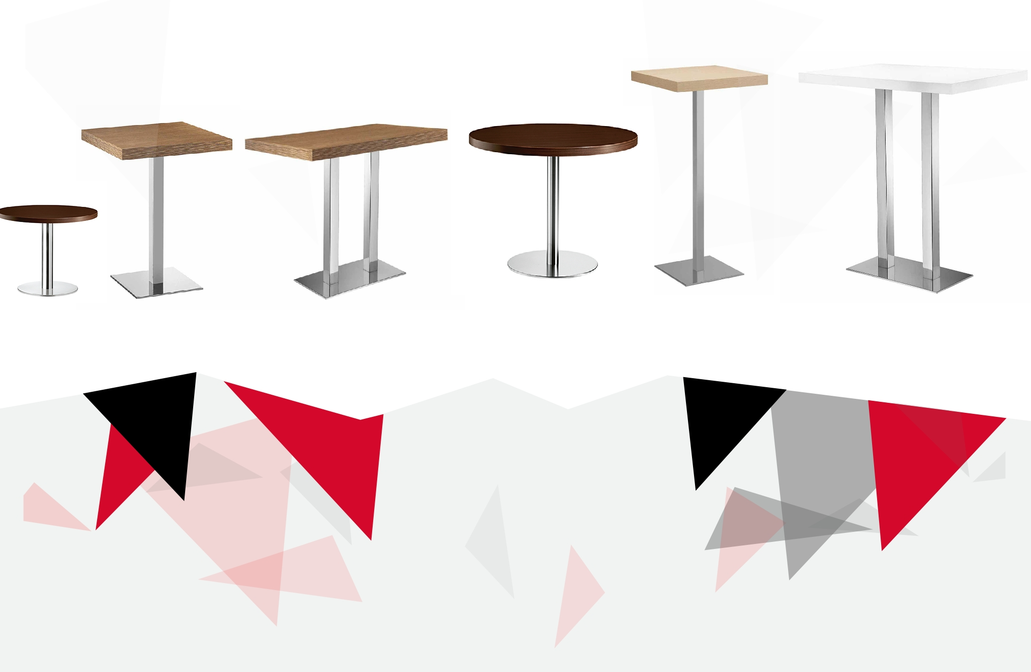 table restaurant, table basse,table haute mange debout,table chr,mobiliers restauration
